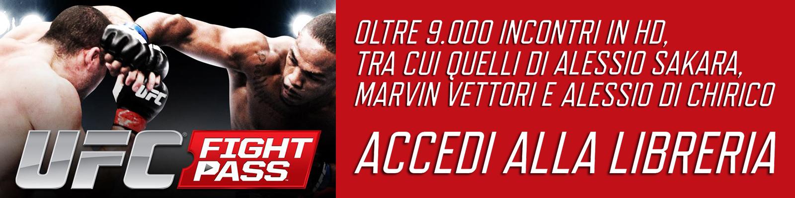 UFC Fight Pass