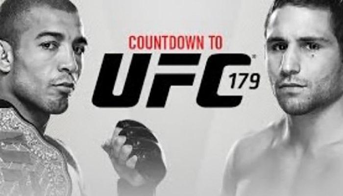 UFC 179: Countdown