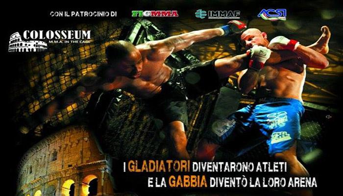Colosseum MMA