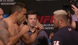 UFC 180: Hunt vs. Werdum