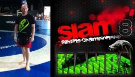 Alessio Ciurli Slam FC 8
