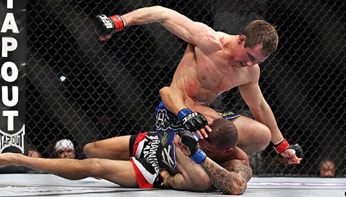 MMA - Mixed Martial Arts - Arti Marziali Miste