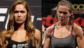 Ronda Rousey vs. Chris Cyborg