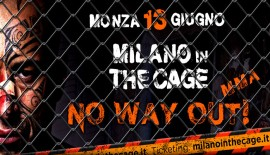 Milano in the Cage 5