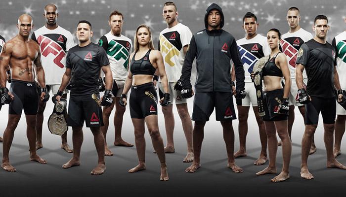 Reebok - UFC