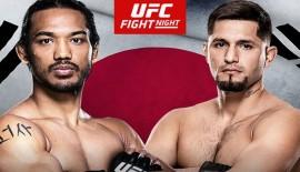 "UFC Fight Night 79 ""Henderson vs. Masvidal"": Risultati rapidi"