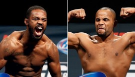 Jon Jones vs Daniel Cormier