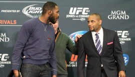 Jon Jones vs. Daniel Cormier