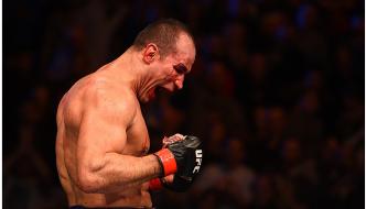UFC: Junior dos Santos vs. Ben Rothwell a Zagabria
