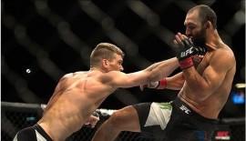 Stephen Thompson al secondo posto del ranking UFC