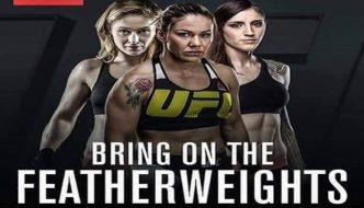 """Cris """"Cyborg"""" vuole i pesi piuma femminili UFC"""