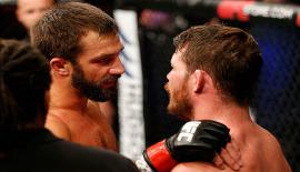 Luke Rockhold vs. Michael Bisping 2 a UFC 199