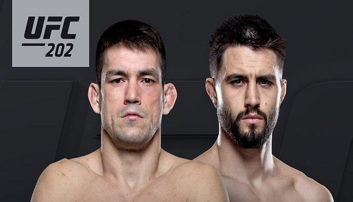 UFC 202: Ufficializzato Demian Maia vs. Carlos Condit