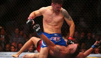 "Chris Weidman: ""Pronto a sostituire Henderson qualora si infortunasse"""