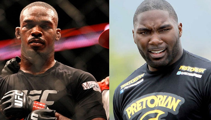 Jon Jones - Anthony Johnson