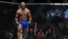 Tyron Woodley vorrebbe Nick Diaz o Georges St-Pierre
