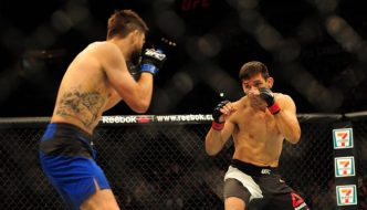 "UFC on FOX 21 ""Maia vs. Condit"": Le borse pagate da Reebok"
