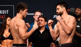 "UFC on FOX 21 ""Maia vs. Condit"": Risultati rapidi"