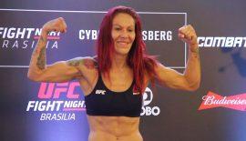 "UFC Fight Night 95 ""Cyborg vs. Lansberg"": Promossi, Rimandati e Bocciati"