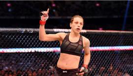 UFC 205: Joanna Jedrzejczyk vs. Karolina Kowalkiewicz