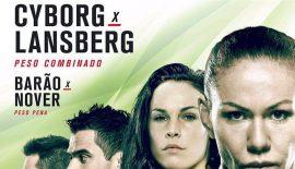 """UFC Fight Night 95 """"Cyborg vs. Lansberg"""": Risultati rapidi"""