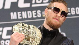 """Conor McGregor dopo Bellator 187: """"Fottetevi tutti!"""""""