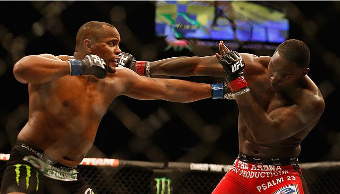 UFC 206 - Daniel Cormier Anthony Johnson