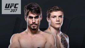 Marvin Vettori vs. Antonio Carlos Jr. a UFC 207!