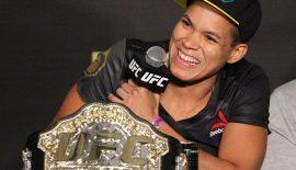 "Amanda Nunes: ""La UFC sta coccolando Ronda Rousey"""