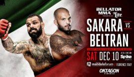 Bellator 168 - Sakara vs. Beltran