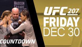 VIDEO, UFC 207 countdown: Nunes vs. Rousey e Cruz vs. Garbrandt