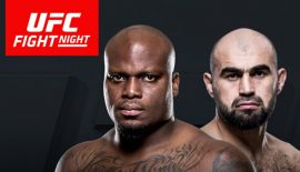 "UFC Fight Night 102 ""Abdurakhimov vs. Lewis"": Risultati rapidi"