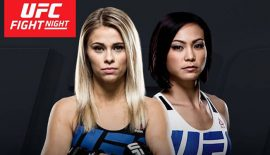 "UFC on FOX 22 ""VanZant vs. Waterson"": Risultati rapidi"