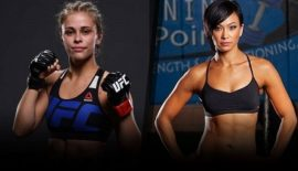 "UFC on FOX 22 ""VanZant vs. Waterson"" domani a Sacramento"