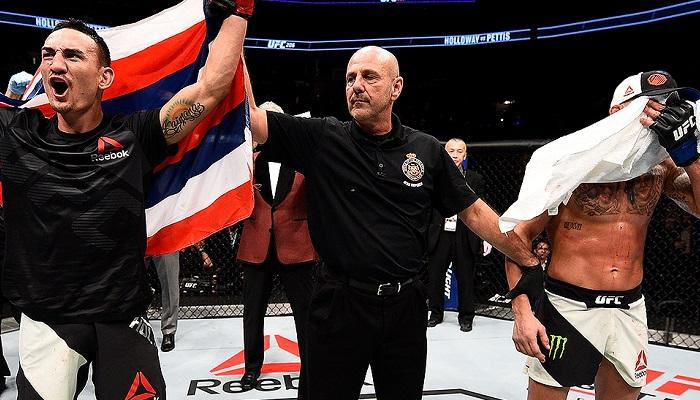 UFC - Anthony Pettis e Max Holloway