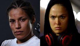Julianna Pena Ronda Rousey
