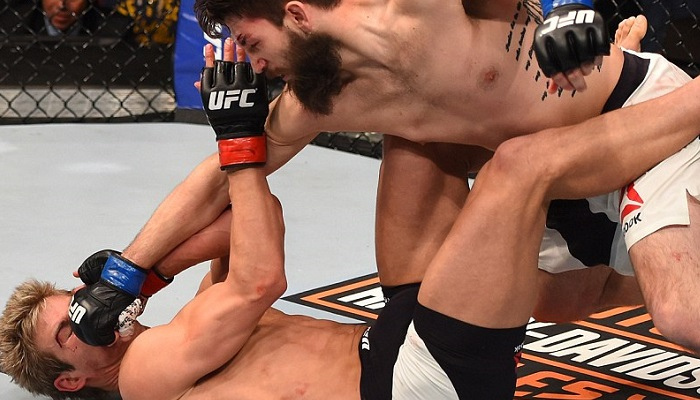UFC - Sage Northcutt e Bryan Barbarena