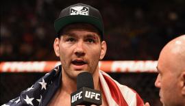 UFC 210: Chris Weidman vs. Gegard Mousasi l'otto aprile