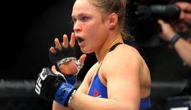 Il coach di Cris Cyborg invita Ronda Rousey ad allenarsi insieme