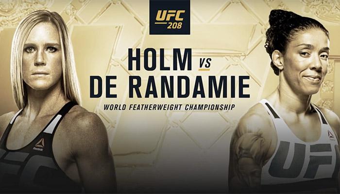 UFC 208 - Anteprima
