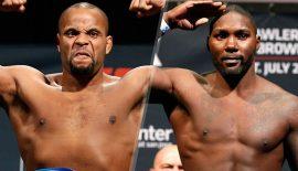 """UFC 210: Daniel Cormier vs. Anthony """"Rumble"""" Johnson 2"""