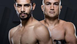 "UFC Fight Night 103 ""Rodriguez vs. Penn"": Risultati rapidi"