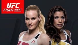"UFC on FOX 23 ""Shevchenko vs. Pena"": Risultati rapidi"