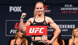 "UFC on FOX 23 ""Shevchenko vs. Pena"" domani a Denver"