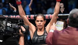 Amanda Nunes si scusa per i commenti su Ronda Rousey