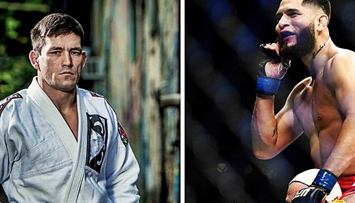 Demian Maia vs. Jorge Masvidal a UFC Fight Night 108