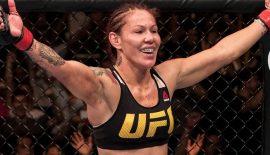 """Cyborg"" vs. Kunitskaya e Edgar vs. Ortega ad UFC 222"