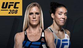 "UFC 208 ""Holm vs. De Randamie"": Risultati rapidi"