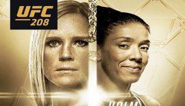 "UFC 208 ""Holm vs. De Randamie"" sabato a Brooklyn"