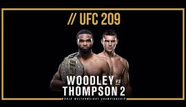 "VIDEO: UFC 209 ""Woodley vs. Thompson 2"" Anteprima estesa"